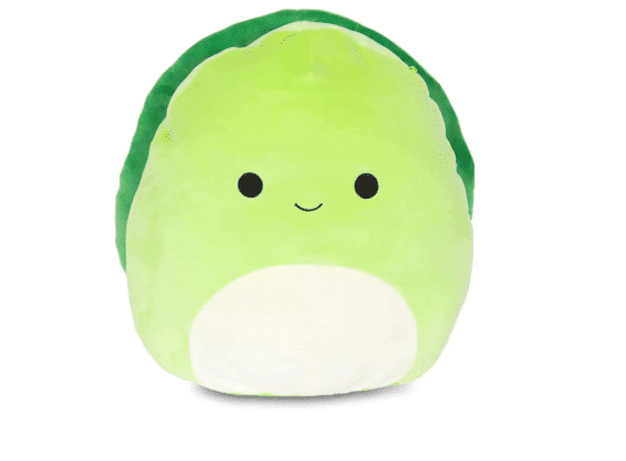 Kellytoy Squishmallow 12 Inch Plush - Henry the Green Turtle