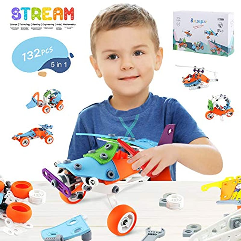 LAYKEN STEM Learning Toys for 6-12 Years Old Boys&Girls ...