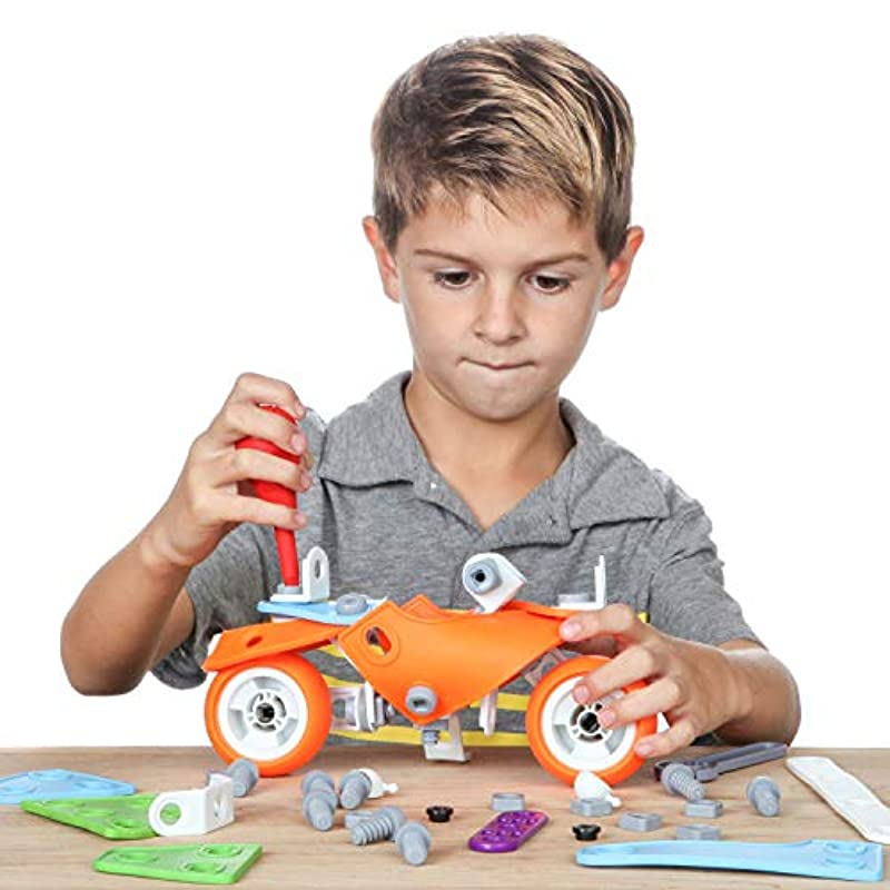 Toy Pal STEM Toys for 6-8 Year Old Boys   7 in 1 ...